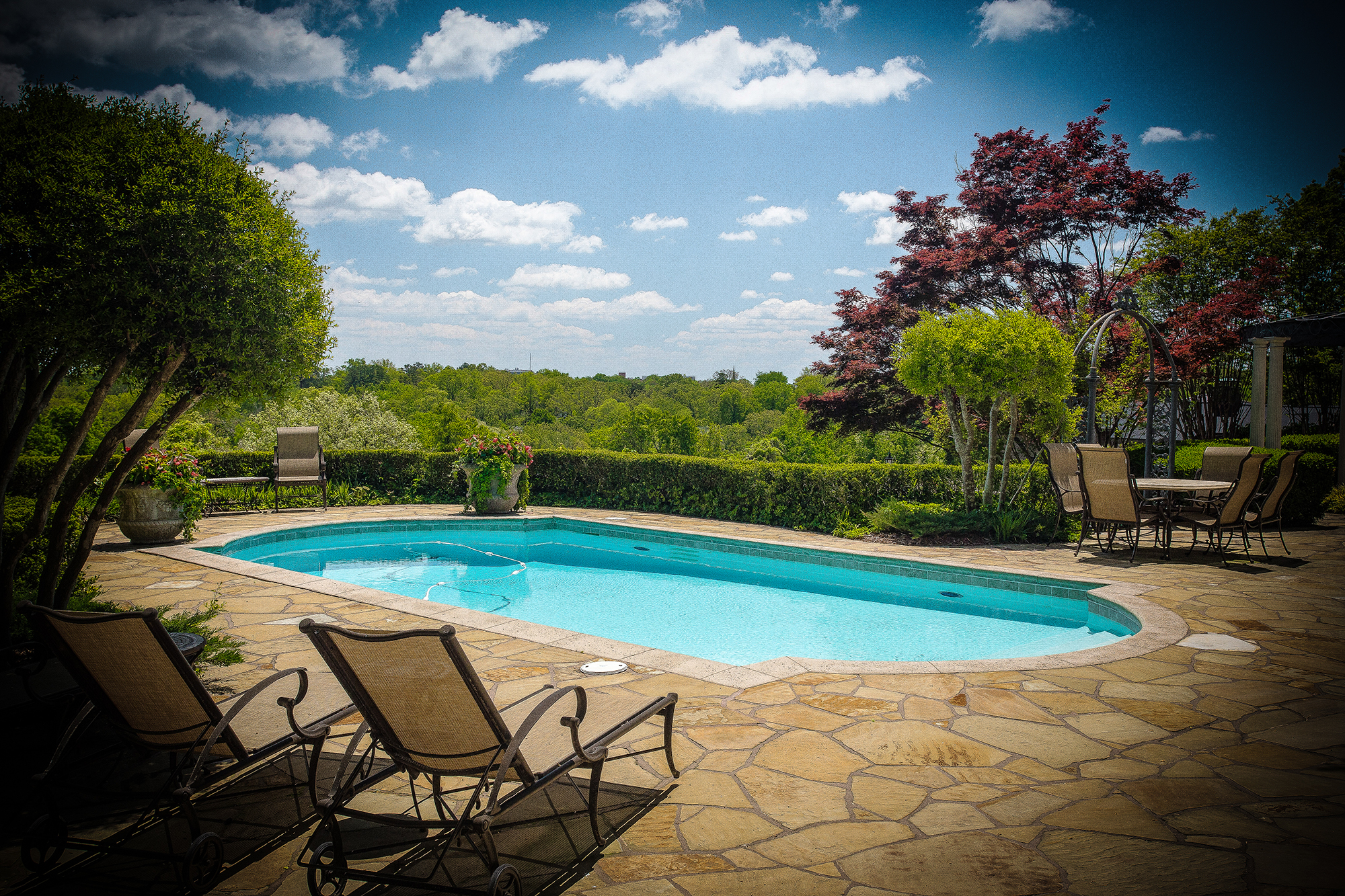 Pool Amp Water Features David Chappell Landscape